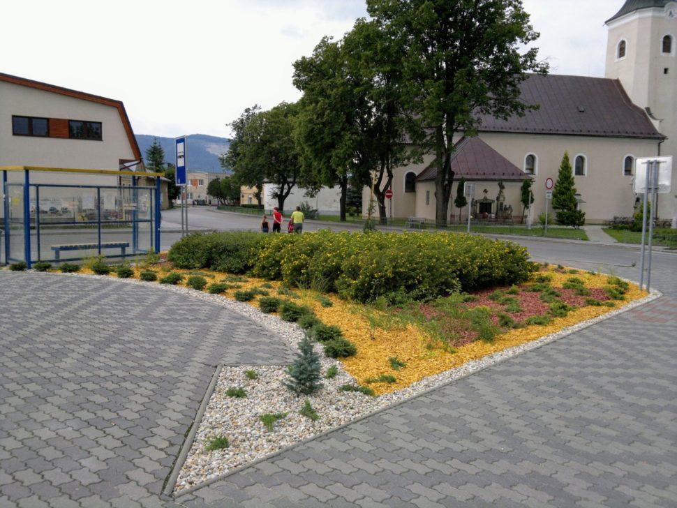Záhrada Beluša obec