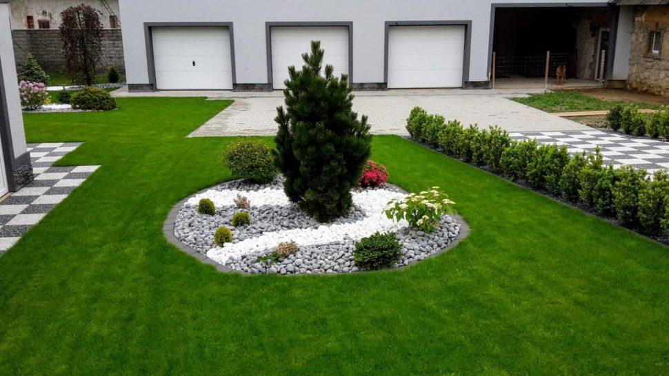 Záhrada Košeca