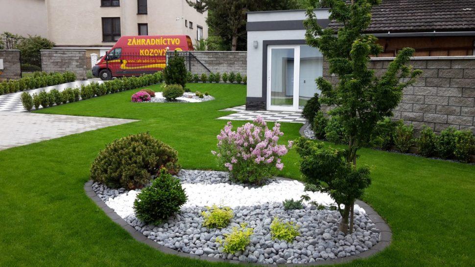Záhrada Košeca kamene